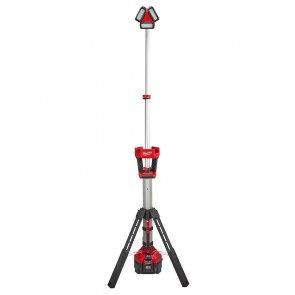Milwaukee M18 ROCKET Cordless Lithium-Ion LED Tower Light/Charger