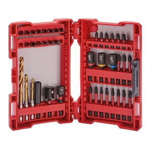 Milwaukee 40-Piece Shockwave Drill and Drive Bit Set