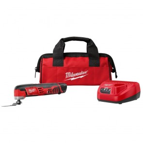 Milwaukee M12 Cordless Lithium-Ion Oscillating Multi-Tool Kit