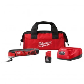 Milwaukee M12 Cordless Lithium-Ion Multi-Tool Kit
