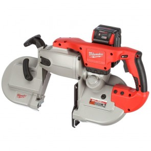 Milwaukee M28 28-Volt Lithium-Ion Cordless Band Saw Kit