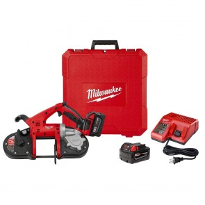 Milwaukee M18 Lithium-Ion Cordless Band Saw Kit