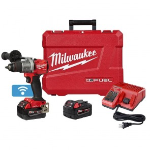 "Milwaukee M18 FUEL 1/2"" Drill/Driver w/ One Key Kit"
