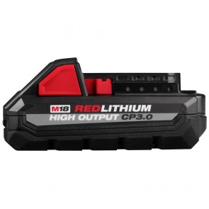 Milwaukee M18 REDLITHIUM High Output CP3.0 Battery