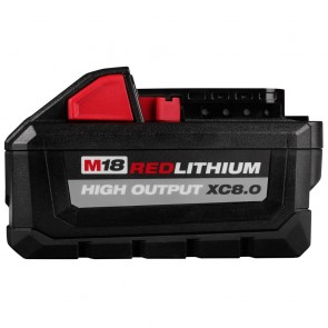 Milwaukee M18 REDLITHIUM High Output XC8.0 Battery