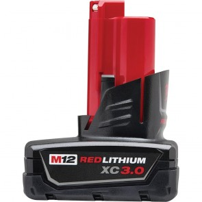 Milwaukee M12 XC Extended Run Time Battery Pack