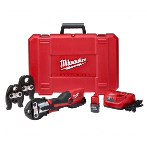 Milwaukee M12™ FORCE LOGIC™ Press Tool Kit with Jaws
