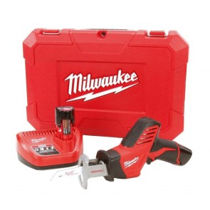 Milwaukee M12 Cordless Lithium-Ion Hackzall Reciprocating Saw