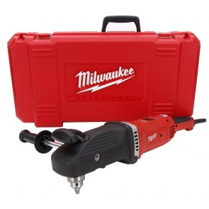 Milwaukee 1/2 in. Super Hawg Two-Speed Drill, 450/1,750 RPM with Case
