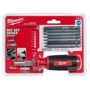 Milwaukee 10IN1 Metric HEX Key Driver