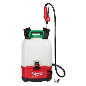 Milwaukee M18 4 Gal. Cordless Switch Tank Backpack Pesticide Sprayer (Tool Only)