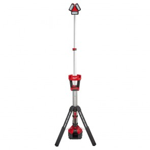 Milwaukee M18 ROCKET Cordless Lithium-Ion LED Tower Light/Charger (Tool Only)