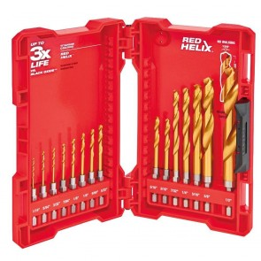 Milwaukee 15-Piece Shockwave Tin Kit