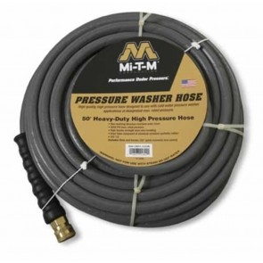 Mi-T-M High Pressure Hose - Cold Water 4000 PSI