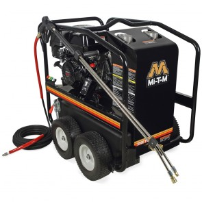 Mi-T-M 13 HP Hot Water Direct Drive Pressure Washer