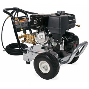Mi-T-M Work Pro Series Cold Water Direct Drive Gasoline Pressure Washer (4200 PSI / 3.4 GPM / Honda)