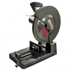 "MK Morse 14"" Diameter, 1"" Arbor Metal Devil Chop Saw"