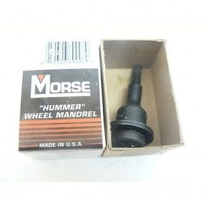 MK Morse Hummer Wheel Mandrel 1/4in Shank 3/8in Hole