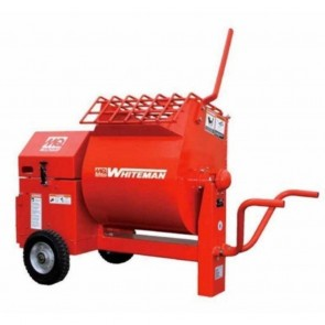 Multiquip Mortar Mixer 6.3 Cu Ft - Towable Elect 1.5 HP