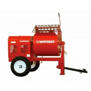 Multiquip Mortar Mixer 6.3 Cu Ft – Honda 4.8 hp