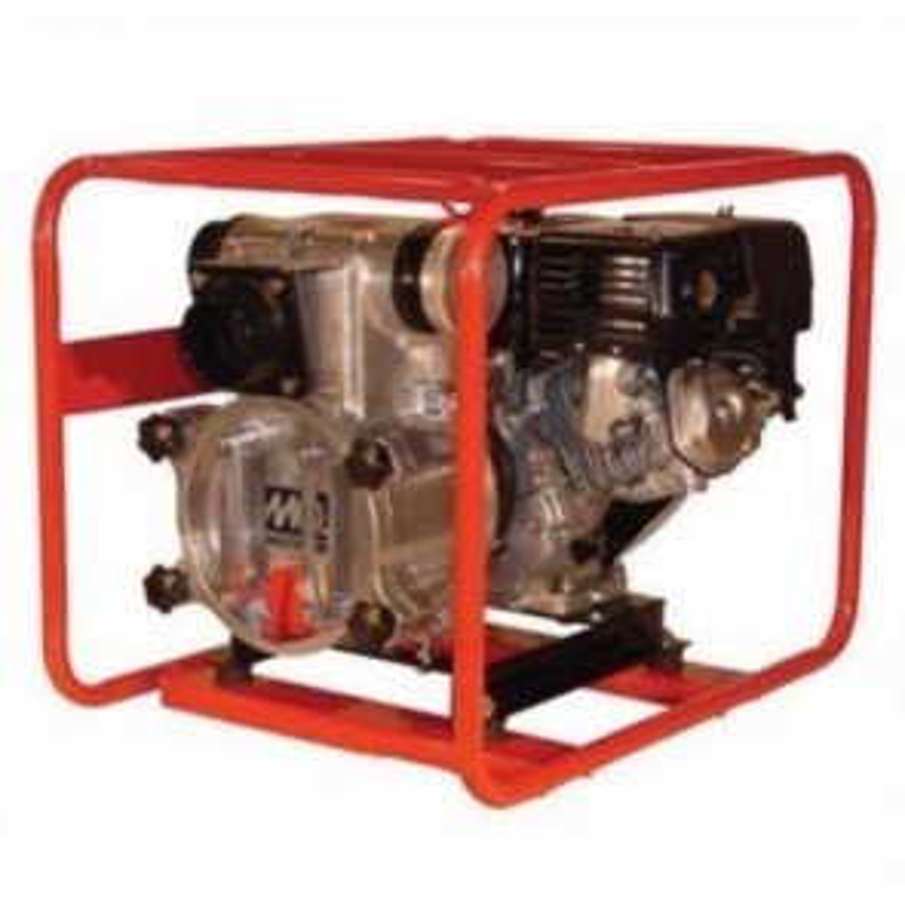 "Multiquip Trash Pump - 3"" Suction 383 GPM - 6.8 HP Subaru Hatz 1B30"