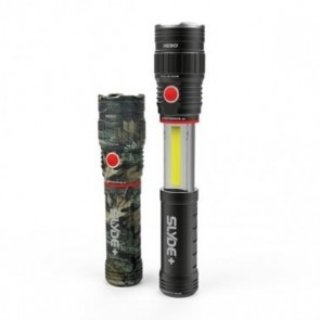 Nebo Slyde+ (Plus) 300 Lumen LED flashlight/Worklight