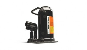 Power Team 30 Ton Capacity Low Profile Bottle Jack 6-1/4 Inch Stroke