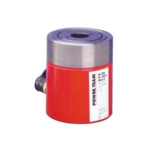 "Power Team 30 Ton Cylinder, 2-1/2"" Stroke"