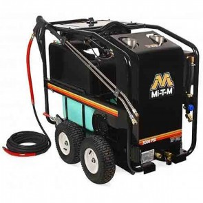Mi-T-M 3000 PSI Electric Hot Water Pressure Washer 230V
