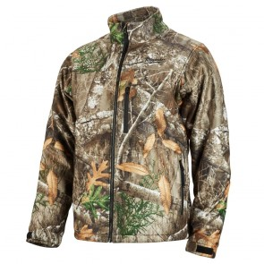 Milwaukee M12™ Heated QUIETSHELL Jacket (Jacket Only), Small, Camo