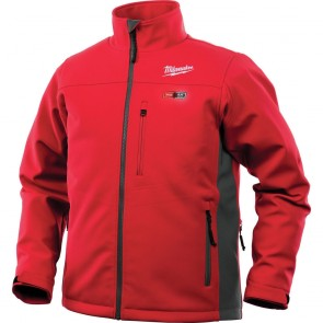 Milwaukee M12™ Heated TOUGHSHELL™ Jacket (Jacket Only), 3XL, Red
