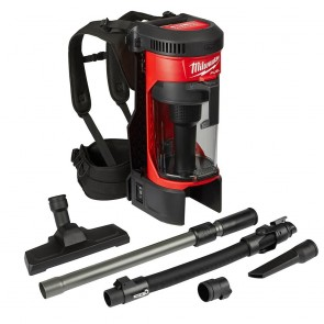 Milwaukee M18 FUEL 3 In 1 Backpack Vacuum (Bare Tool)