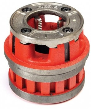 "Ridgid 1-1/2"" High Speed For Plastic Coated Pipe Die Heads"