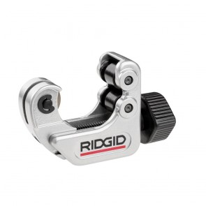 "Ridgid 101 Midget Tubing Cutter with Spare Wheel (1/4"" - 1-1/8"")"