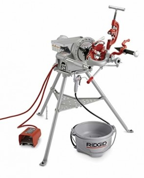 Ridgid 300 Complete Power Drive Pipe Threading Machine, 57 RPM