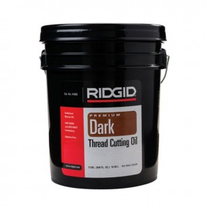 Ridgid Dark Threading Oil 5 Gallon