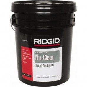 Ridgid Nu-Clear Threading Oil, 5 Gallon