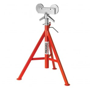 Ridgid RJ99 Roller Head High Pipe Stand
