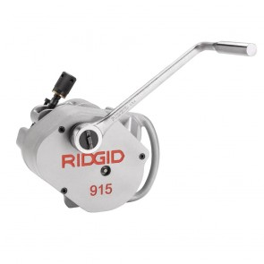 Ridgid Model 915 Manual Pipe Roll Groover