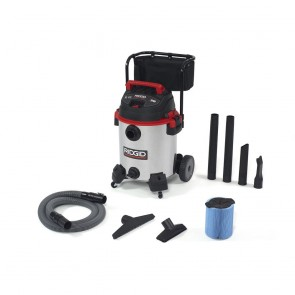 Ridgid 1610 RV Wet/dry Vacuum Stainless Steel 16 Gal