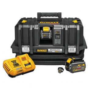 Dewalt FLEXVOLT 60V Cordless Dust Extractor