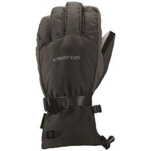 Seirus HWS Heatwave Accel Glove, Black/Charcoal (X-Large)