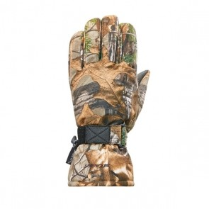 Seirus Men's Camo Realtree HWS Heatwave Mountain Challenger Glove (X-Large)