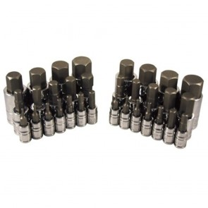 32 Piece Master Hex Bit Socket Set