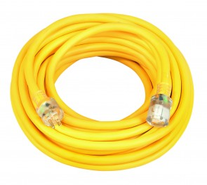 Southwire 10/3 100' SJTW Extension Cord