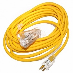 Southwire 12/3 25' Polar/Solar Tri-Source Power Block Extension Cord