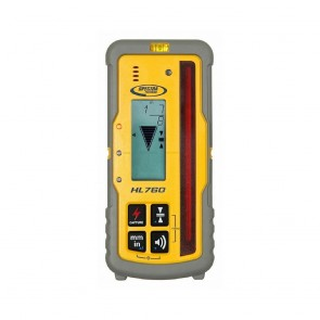 Spectra Laser Level Receiver with Digital Readout