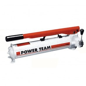 SPX Power Team Hand Pump, 2 Speed 0.160-2.6 Cu.in Stroke