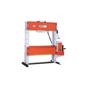 "SPX Power Team H Frame Shop Press, 100 Ton 13-1/8"" Stroke, D/A"