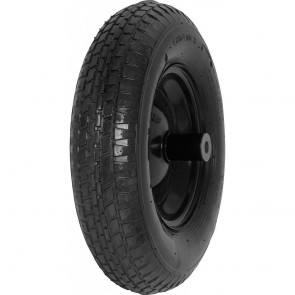 Ames 8 in. Tubed Wheel Assembly